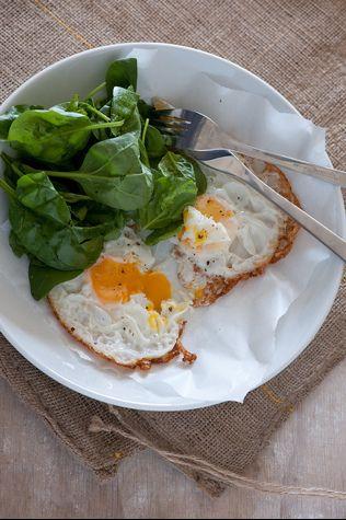 I love a good breakfast!