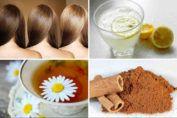 El blanqueamiento de los cabellos es una tarea muy trabajosa, especialmente para quien pinta el pelo de rubio o tiene el pelo más claro. Es inviable ir al salón de belleza a menudo exclusivamente para aclarar los cabellos.  Afortunadamente, existen formas naturales para aclarar los cabellos o hace