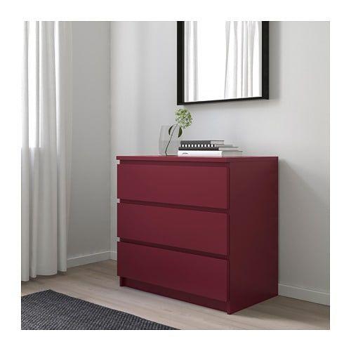 Ladenkast Metaal Ikea.Nederland Kasten Slaapkamer Commode Malm En Ladekast