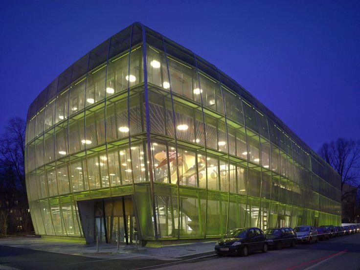 Haus Für Musik Und Musiktheater (MUMUTH) - Picture gallery