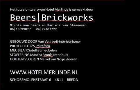 Merlinde - Design Beers Brickworks