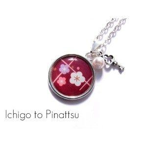 Necklace : http://www.ichigotopinattsu-shop.com/fr/bijoux-nippons-resine/49-collier-resine-girly-fleurs-japonaises.html