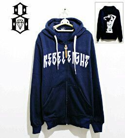 Rebel eight navy all size fit L 130rb call 523D5F13