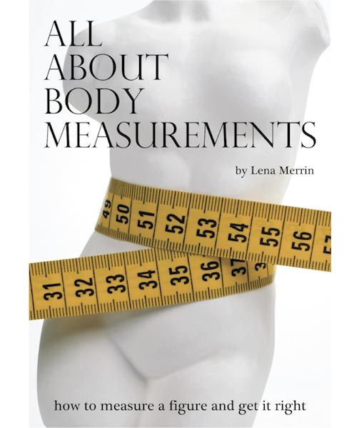 "Iconic Patterns | ""All about body measurements"" e-book (20 pages). Knowing how to take body measurements correctly will result in: *Beautifully fitting garments with less effort. *Less disappointments and UFOs ( unfinished objects ). *Boosting your confidence as a dressmaker. *More time to explore the creative side of dressmaking. *Better understanding of your figure will allow to choose patterns that suit you best. *Less money wasted on styles that are plain wrong for your figure.:"