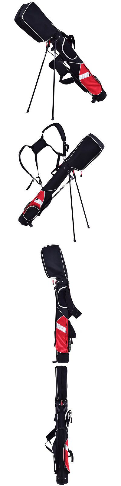 Golf Club Bags 30109: 5 Sunday Golf Bag Stand 7 Clubs Carry Pockets Travel Storage Lightweight New -> BUY IT NOW ONLY: $32.99 on eBay!