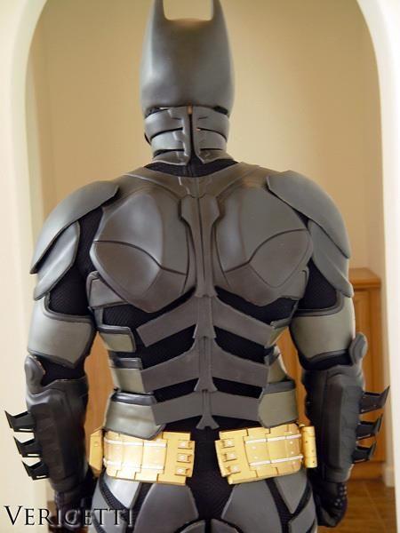 Где достать настоящий костюм бэтмена