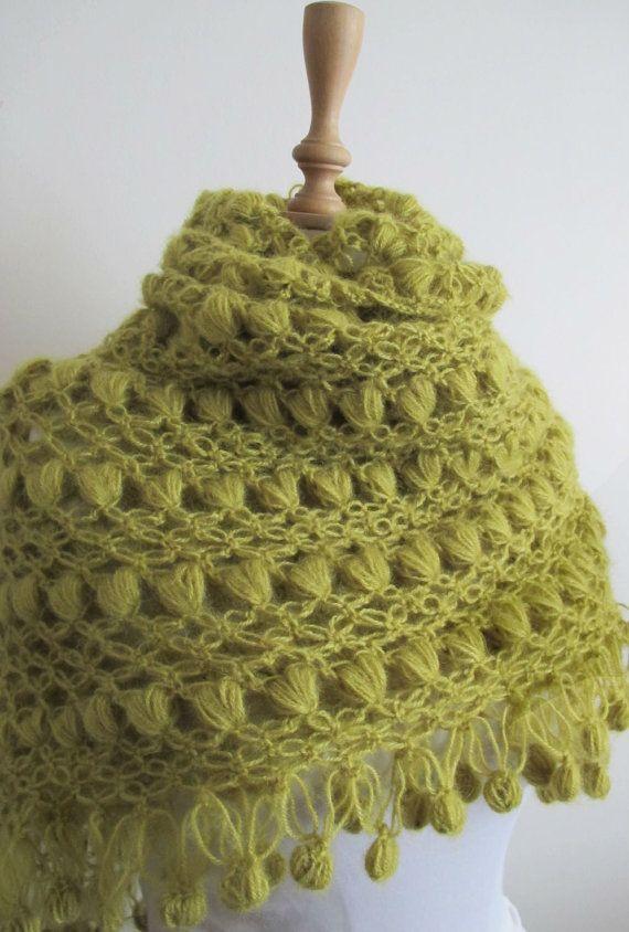27 best crochet mohair images on Pinterest   Crochet shawl, Knitting ...