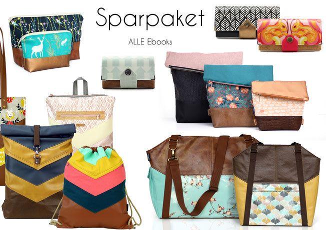 8 besten Taschen Bilder auf Pinterest   Taschen nähen, Brieftaschen ...