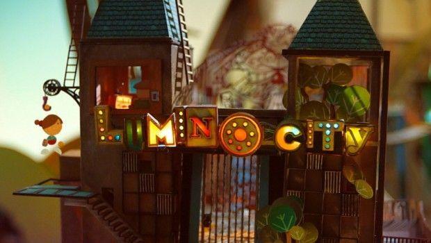 """Lumino City"", un videogame handmade"