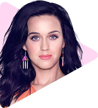 Katy Perry Transparent