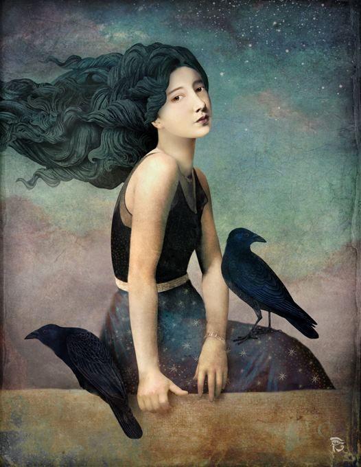Christian Schloe ~ Pop Surrealism Visions
