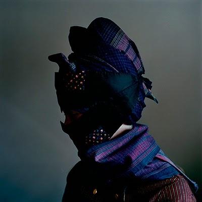 Traditional head scarf of the Danish island of Fanø. Photo by Trine Søndergaard #Fanø