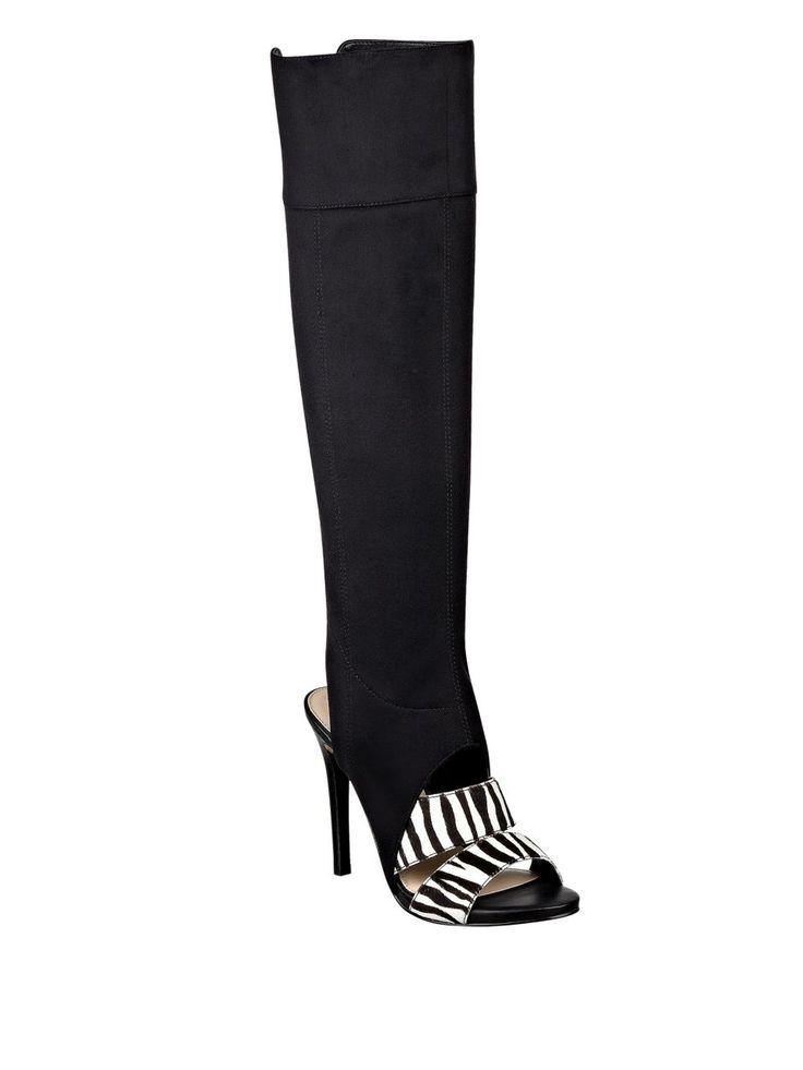 Condolan Tall Cutout Boots