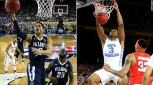 Villanova Wildcats vs North Carolina Tar Heels Basketball NCAA Championship 2016 Online HD TV