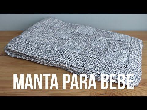 Las 25 mejores ideas sobre ropa tejida para bebe en for Mantas de lana hechas a mano