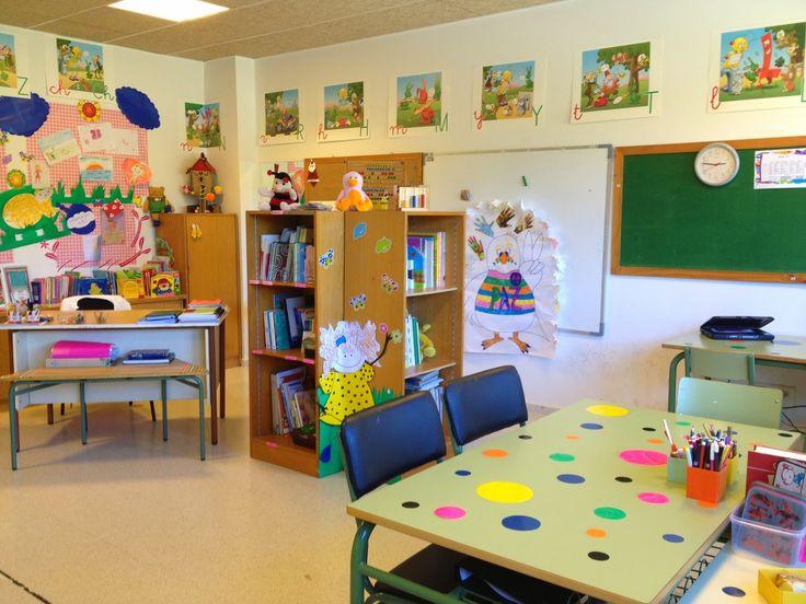 Resultado de imagen para aulas de clases decoradas aula - Accesorios decoracion salon ...