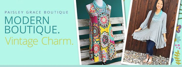 Paisley Grace Boutique | Online Boutiques for Women's Clothing