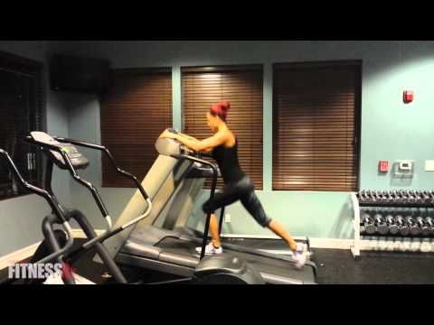 """Not Your Average Treadmill Workout """"The harder it gets, the more fun it gets!"""""""