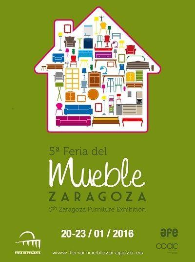 Feria del Mueble de Zaragoza Mañana miércoles 20/01 nuestra tienda física permanecerácerrada al publico porque vamos a estar en la Feria del Mueble de Zaragoza buscando cosas guapas y de calidad para ti.