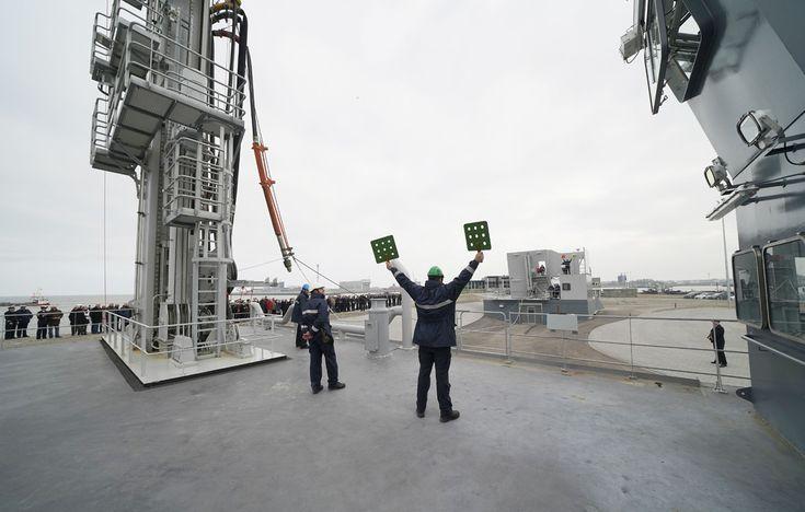 Zeemanschapstrainer voor BOZ in gebruik genomen.