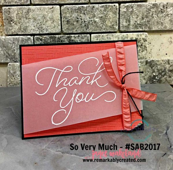 Daily 2017 Sale-a-bration Samples