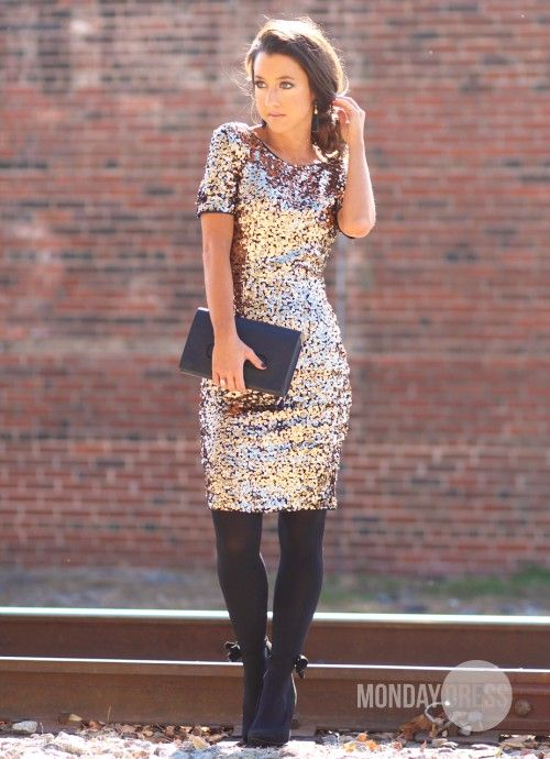 Cheers To You Dress | Monday Dress Boutique
