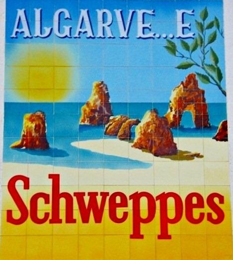 Schweppes e Algarve