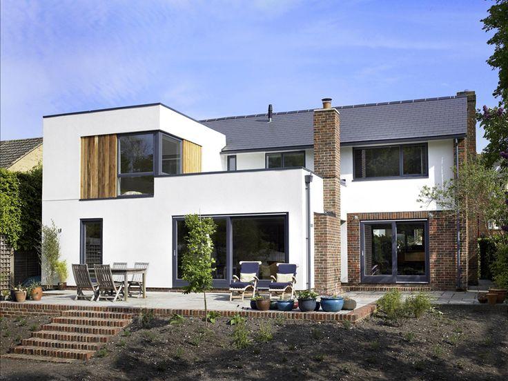 Flat Front House Поиск в Google Home Pinterest Extensions