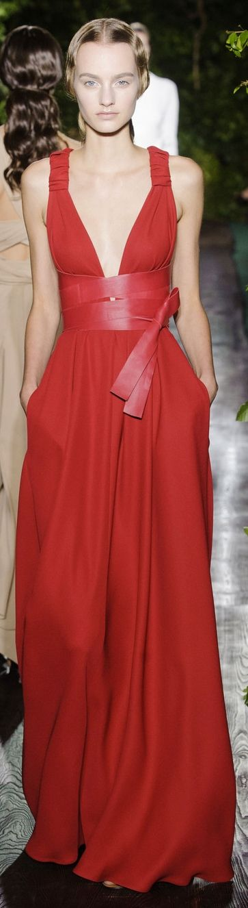 Valentino Couture Fall 2014 jaglady