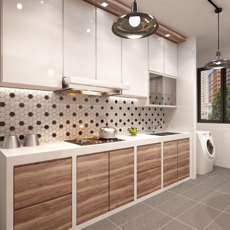 Kitchen Design For Hdb Flat Home Design