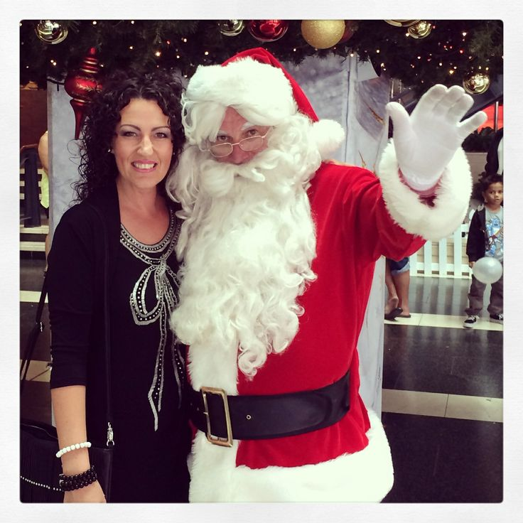 Good on ya Santa ya bloody legend
