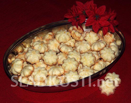 Kokosky z formiček