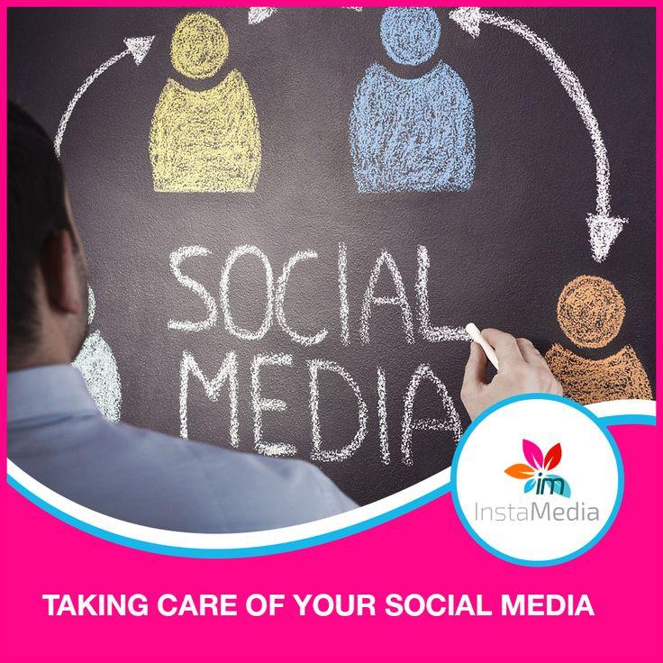 Taking care of your social media is our business!  #instamedia #caymanislands #socialmediamarketing