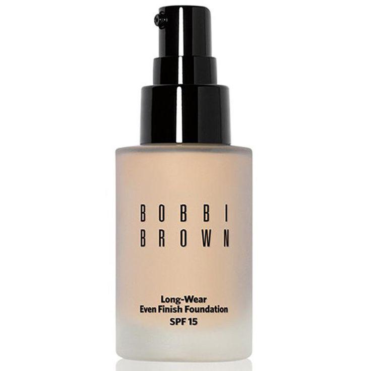 Bobbi Brown Long-Wear Even Finish Foundation http://www.womenshealthmag.com/beauty/best-foundations-oily-skin/bobbi-brown-long-wear-even-finish-foundation