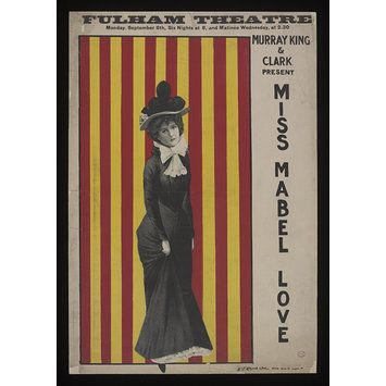 Poster - Fulham Theatre poster