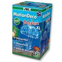 Decor acvariu JBL MotionDeco Medusa XL, albastru. #pentruanimale