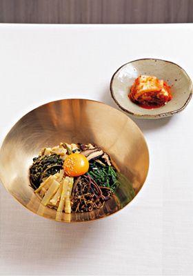 ファイン コリアン キュイジーヌ 尹家(ユンケ) ギンザ (韓国料理/銀座) ミシュランガイド東京2016の格付けで、二つ星。