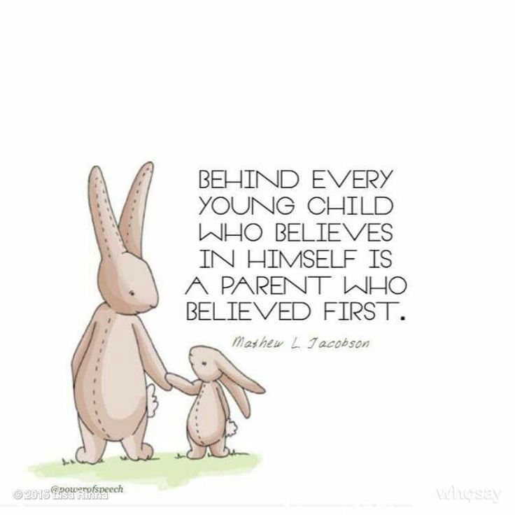 Behind every young child who believes in himself is a parent who believed first. #behindeverychild #hetlandvanooit