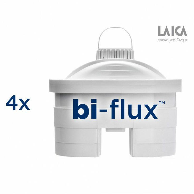 Φίλτρο κανάτας νερού Laica BI-FLUX (4τμχ)