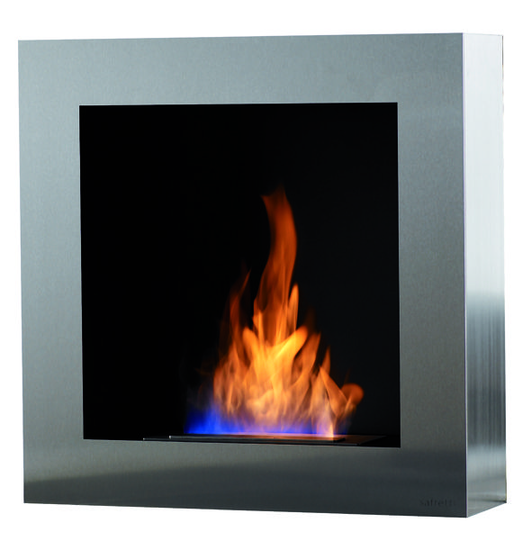 Cubico BL Safretti Fireplace Collection - #Fireplace #InteriorDesign #Fire #Safretti