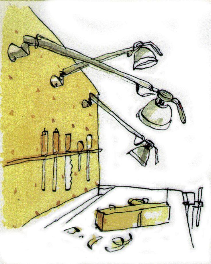 #Fortebraccio http://www.luceplan.com/Prodotti/1/2/138/Fortebraccio