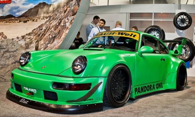 RAUH Welt Porsche Japan