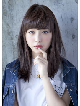 ノラ ジャーニー NORA Journey【NORA Journey】ヨンア風☆切りっぱなしのナチュセミディ☆