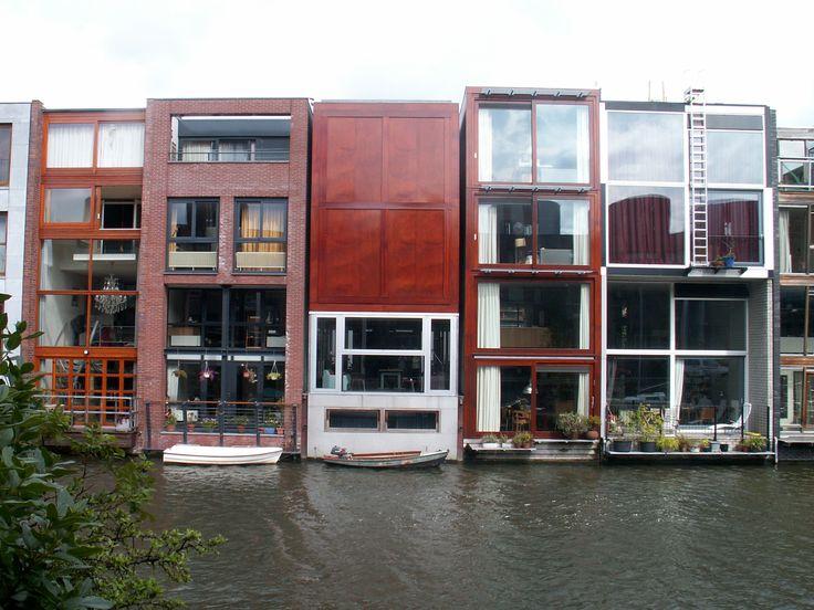 Amsterdam - Borneo Island