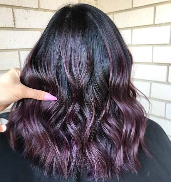 Winter Hair Color Ideas & Trends for 2018 – #Color…
