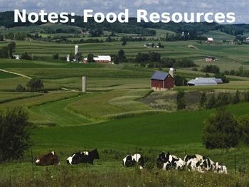 In this PowerPoint (.pptx) lecture, students will learn about different types of agriculture and the main goal of agriculture: growing more food on less land.  Students will be introduced to different practices used to meet that goal (i.e. pesticides and fertilizers) and the environmental impacts of those practices.