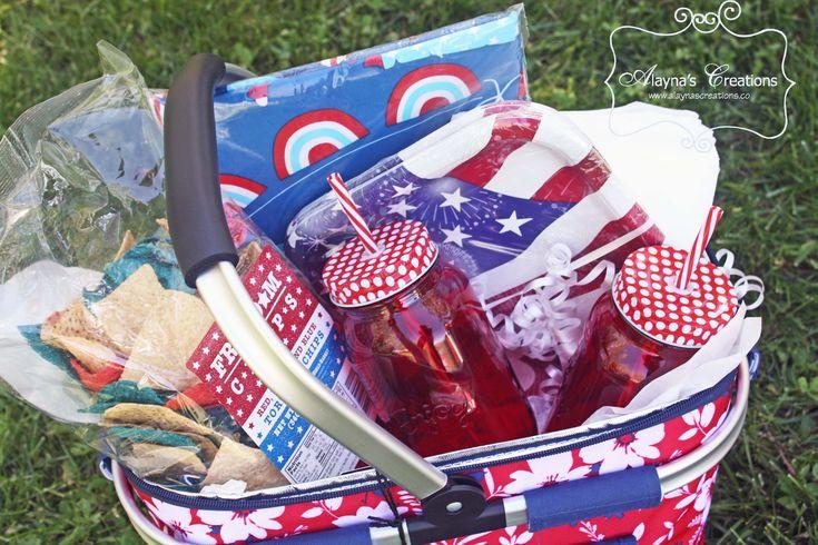 Wedding Gift Picnic Baskets : picnic gift basket gift basket ideas themed gift baskets prize ideas ...