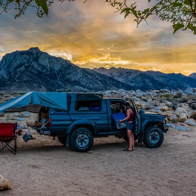 truck camping outfitting and living in the back of a pickup best truck camping camping and. Black Bedroom Furniture Sets. Home Design Ideas