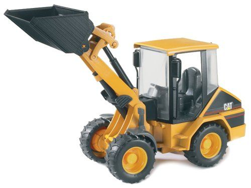 Amazon.com: CATERPILLAR Wheel Loader: Toys & Games