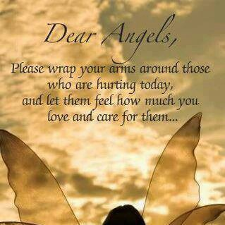 May angels be with you always!
